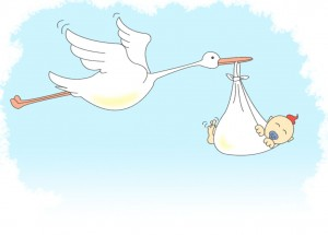 Fot: Baby Delivery by erinlee